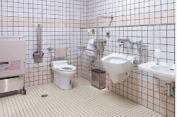 多機能トイレ写真
