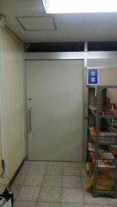救護室入口