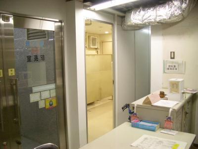 淀屋橋授乳室入口
