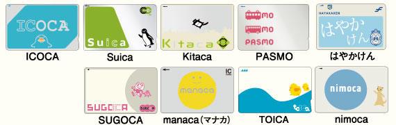 メトロ icoca 大阪