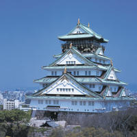 Osaka Castle Main Keep