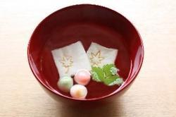 比叡山延暦寺御用達 湯葉のお吸物三種12個セット